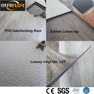 Luxury Vinyl Tile, PVC Tile, Loose Lay pictures & photos