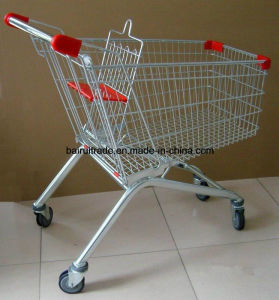 Shopping Trolley Shopping Cart for China pictures & photos