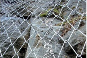 Wire Mesh for Rockfall Protection pictures & photos