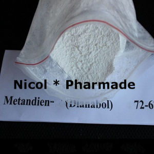 Dianabol Powder D-Bol Oral Raw Steroids Methandrostenolone Powder pictures & photos