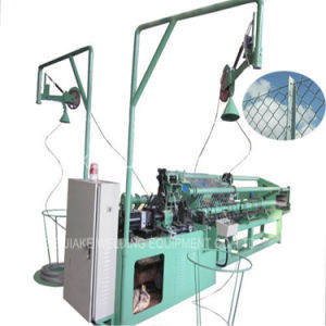 Cheapest Price Full Automatic Chain Link Fence Making Machine pictures & photos