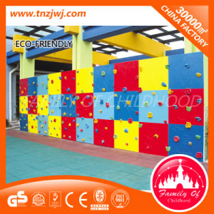 New Style Outdoor Toys Rock Climbing Wall Playground for Toddlers pictures & photos
