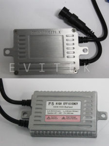 Evitek Best Quality 55W Fast Start Slim Xenon HID Kit (F5) pictures & photos