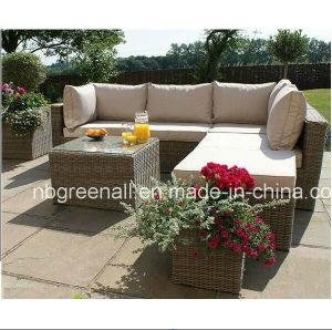 Outdoor Synthetic Rattan Material Garden Set pictures & photos