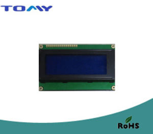 Stn Character 20X4 LCD Display Module pictures & photos