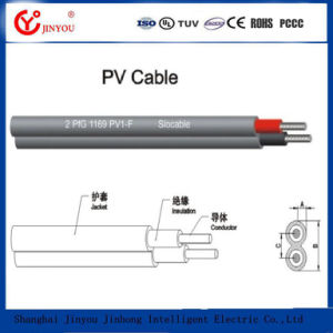 Twin Core PV Solar Cable (2X16mm2)
