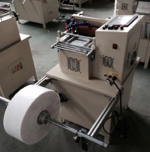 Automatic Cutting Fiber Machine for Non-Woven Fabric pictures & photos