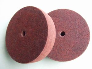 Non Woven Polishing Disc for Stainless Steel pictures & photos