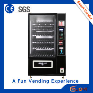 2016 New Design Keypad Vending Machine for Cold Drinks