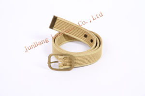 2016 Customized Unisex Polyester Webbing Belt
