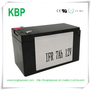 12.8V 7ah Lead-Acid Replacement Rechargeable LiFePO4 Battery pictures & photos