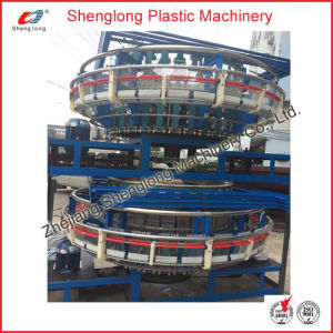 Plastic Rice Cement Woven Bag Making Machine pictures & photos
