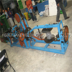 Low Price Nomal Double Twists Barbed Wire Machine pictures & photos