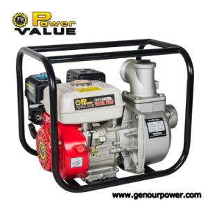 Cheap Gasoline Water Pump Wp30, Agricultural Water Pump Machine, HS Code pictures & photos