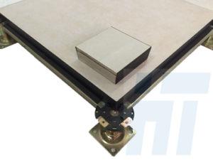 60X60cm Raised Access Floor System in Ceramic Finish (Calcium Sulphate Core) pictures & photos