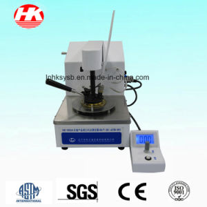Semi-Automatic Closed-Cup Flash Point Tester pictures & photos