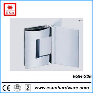 Hot Designs Brass Shower Door Hinge (ESH-226) pictures & photos