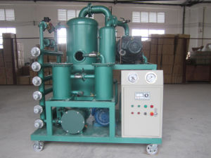 Multistage Filter System Double-Stage Vacuum Transformer Oil Purifier (Series ZYD) pictures & photos