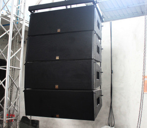 China Musical Instrument Stage Line Array Speakers+Concert Sound System pictures & photos