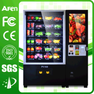 2017 Automatic 32 Inch Touch Screen Elevator Vending Machine for Egg pictures & photos