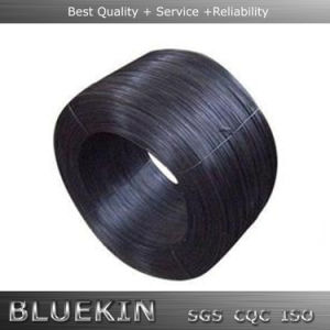 Thin Black Annealed Wire Made in China pictures & photos