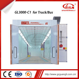 Gl3000-C1 Professional Manufacturer Large Spray Paint Booth for Truck/Bus pictures & photos