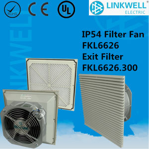 China Top 10 Selling Fresh Air Fan with Filter for Shield Room (IP54 CE RoHS FKL6626) pictures & photos