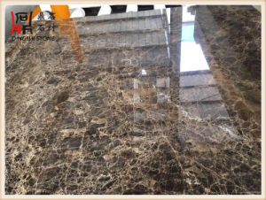 High Quality Spain Dark Emperador Marron Dark Marble Mosaic and Marble Slabs for Floor and Wall pictures & photos
