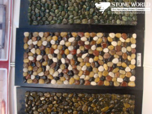 White Pebble Stone, White River Pebble, Polished Pebble Stone pictures & photos