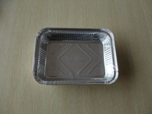 Environmental and Healthy Productsaluminum Foil Tableware pictures & photos
