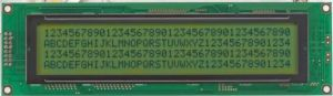 COB LCD Module 40*4, Stn or FSTN Graphic LCD Display pictures & photos