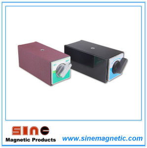 Flat Type Magnetic Base (Suction 150 kg) pictures & photos