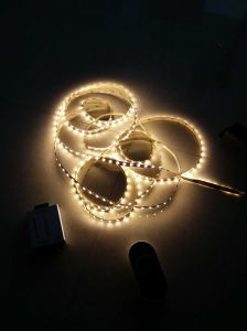 SMD5025-2c-60LEDs Strip Light pictures & photos