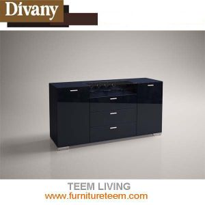 MDF Wood LED Light Cabinet pictures & photos
