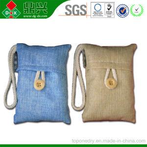 Logo Customized Hanging Natural Moso Bamboo Charcoal Bag pictures & photos
