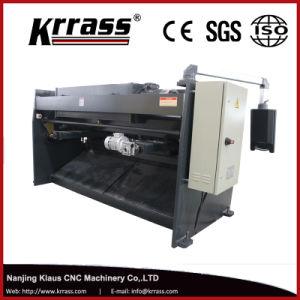 QC12k/QC12y CNC Ce CNC Swing Beam Shearer Shearing Machine pictures & photos
