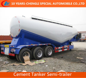 3axles Bulk Cement Tank Semi Trailer Bulk Cement LPG Semi Trailer pictures & photos