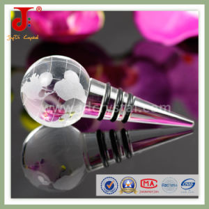 Glass Crystal Wine Bottle Stopper/Wine Decoration pictures & photos