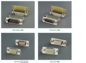 Electronic Connectors for Cable, PCB and Industry Connection pictures & photos
