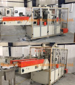 Servo Motor Facial Tissue Paper Packing Machine pictures & photos