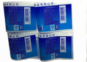 Printing Label for Water Bottle (BOPP) pictures & photos