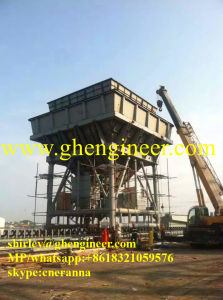 Mining Dustproof Port Hopper 50cbm pictures & photos