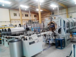 Automatic Steel Drum Production Line Exported to UAE pictures & photos