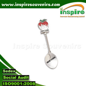 New York Customized Metal Spoon for Souvenir pictures & photos
