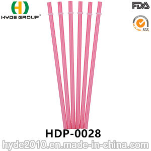 Food Grade Hard Acrylic Plastic Straw for Drinking (HDP-0028) pictures & photos