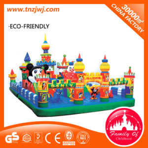 Ce Approved Kid Inflatable Slide Bouncy Castle pictures & photos