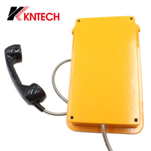 VoIP Phone Emergency Phone Knsp-16 Kntech Sos Telephone pictures & photos