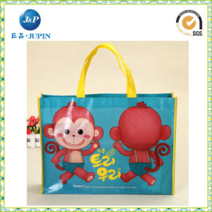 Reusable Carrying Shopping Grocery Packing Tote Party-Used Non Woven Bag (JP-nwb019) pictures & photos