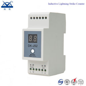 2 Digits Induced Lightning Event Counter with Reset Button pictures & photos