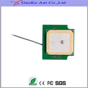 Patch GPS Active Internal Antenna with 1.13cable Ipex (GKZS-GPSJZ032-6X16X4mm) GPS Patchnternal Antenna pictures & photos